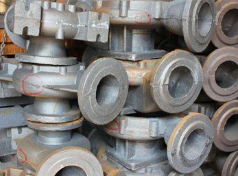 高温胶修补涡轮增压泵砂眼